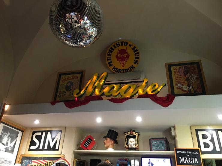 Tienda de magia en Eclectica