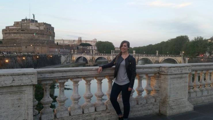 Puente y Castillo de Sant'Angelo en Roma