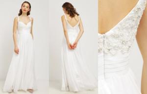 Vestido de novia ivory de Luxuar Fashion