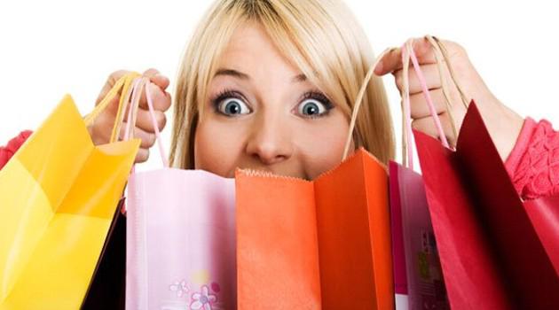 Ir de compras es bueno para la salud