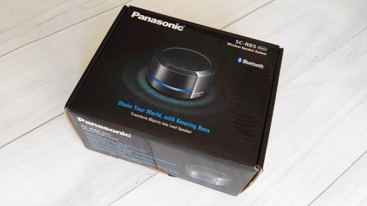 Panasonic SC-RB5