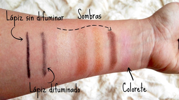 Swatch Artistry Signature maquillaje