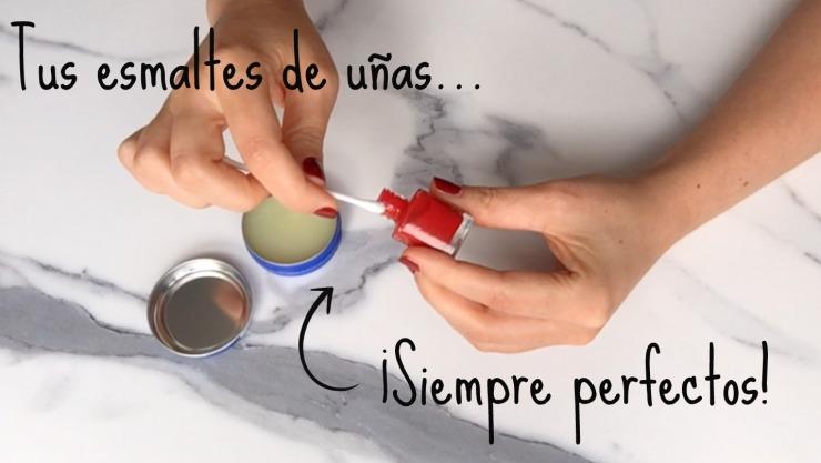 Esmaltes de uñas siempre perfectos