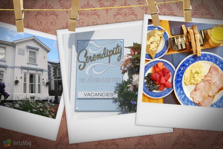 Serendipity Guest House en Torquay