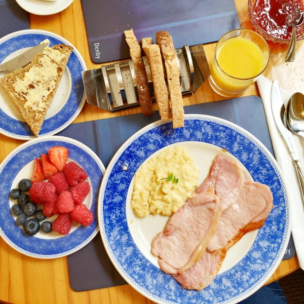 El mejor desayuno en Torquay