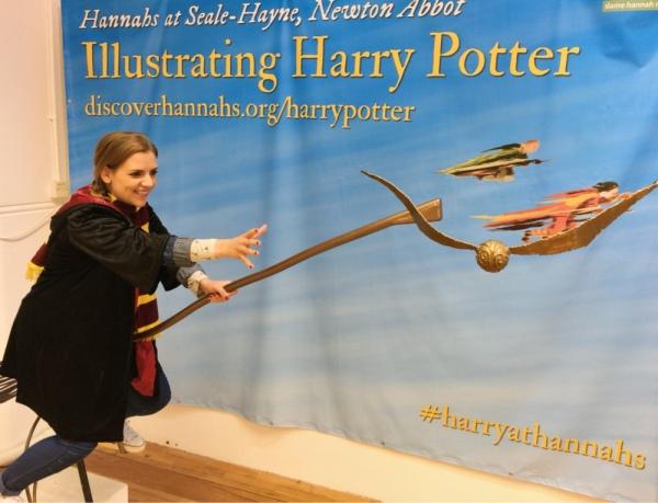 Illustrating Harry Potter