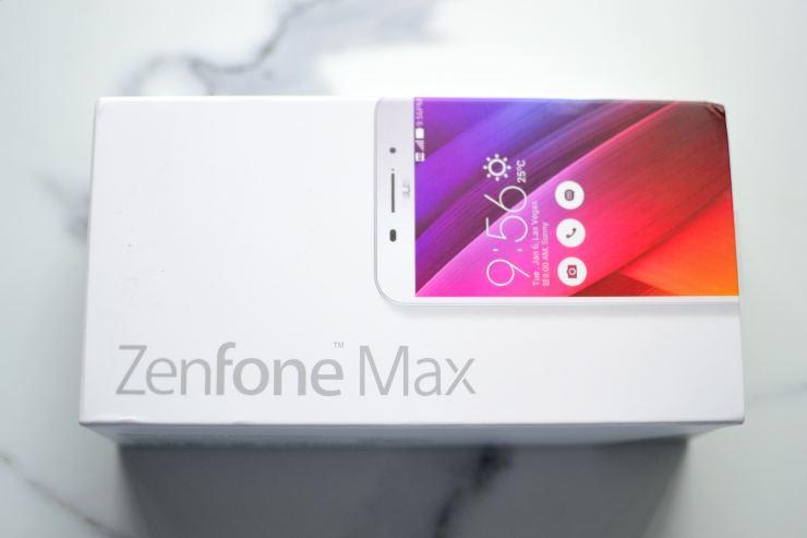 Unboxing Zenfone 2