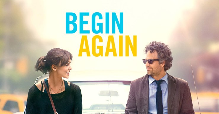 Begin Again destacada