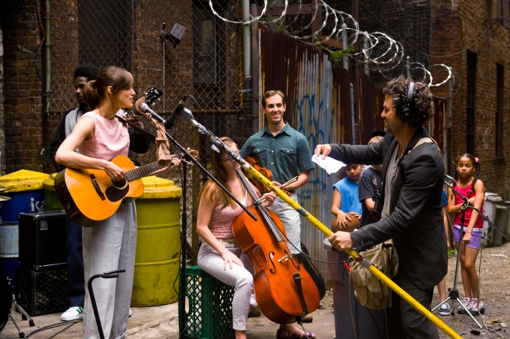 Begin again Keira y Mark