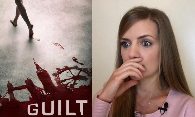 Viendo el primer episodio de la serie Guilt en Cosmopolitan TV