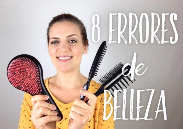 8 errores de belleza