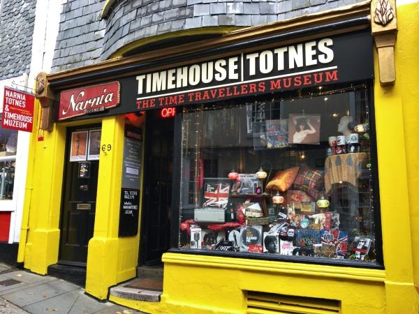 Timehouse en Totnes 01