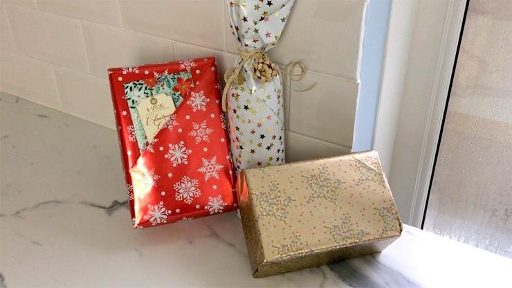 3 formas fáciles de envolver regalos