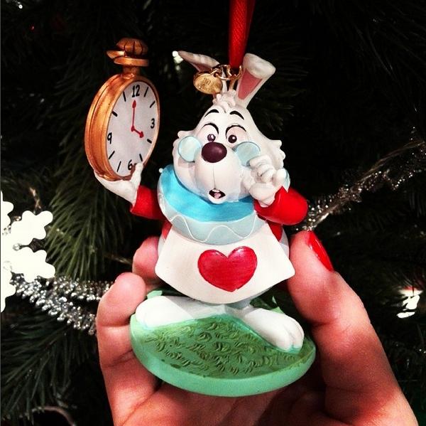 Decoración Disney árbol de Navidad 02