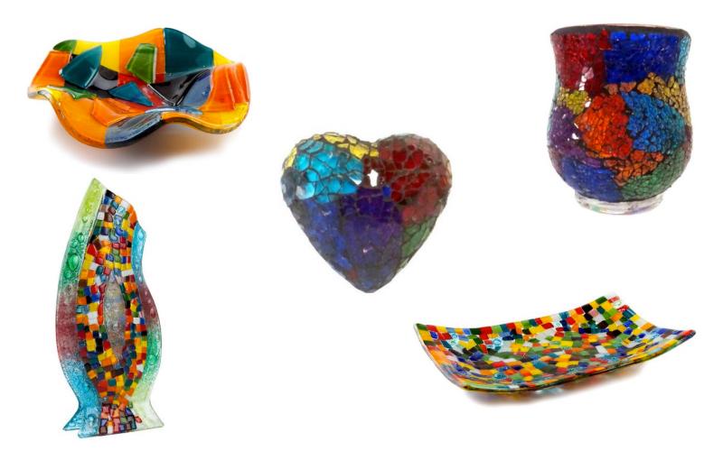 Maravillas de cristal craquelado en Casa Batlló Store Barcelona