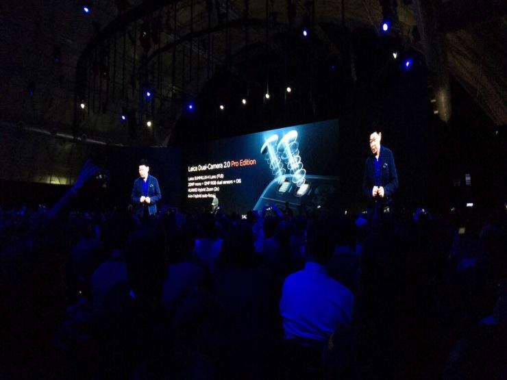 Presentación del Huawei P10 en Barcelona