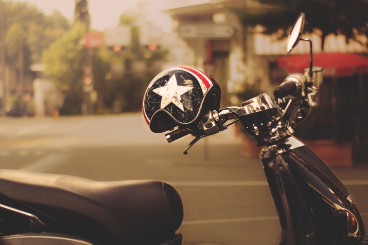 Moverse en moto por Inglaterra