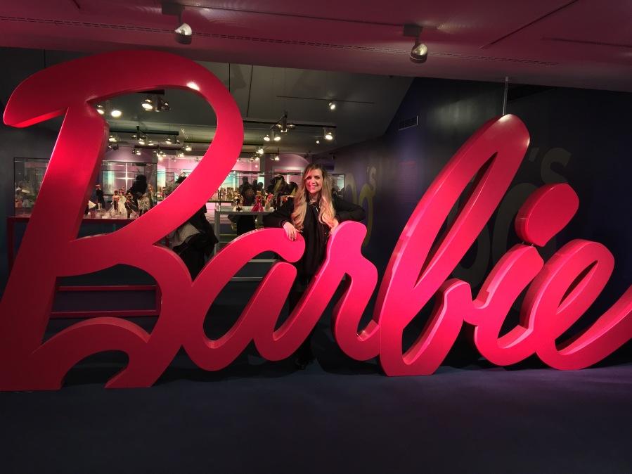 Expo Barbie Madrid
