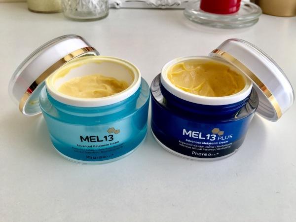 Probando MEL13 y MEL13 PLUS de Pharmamel