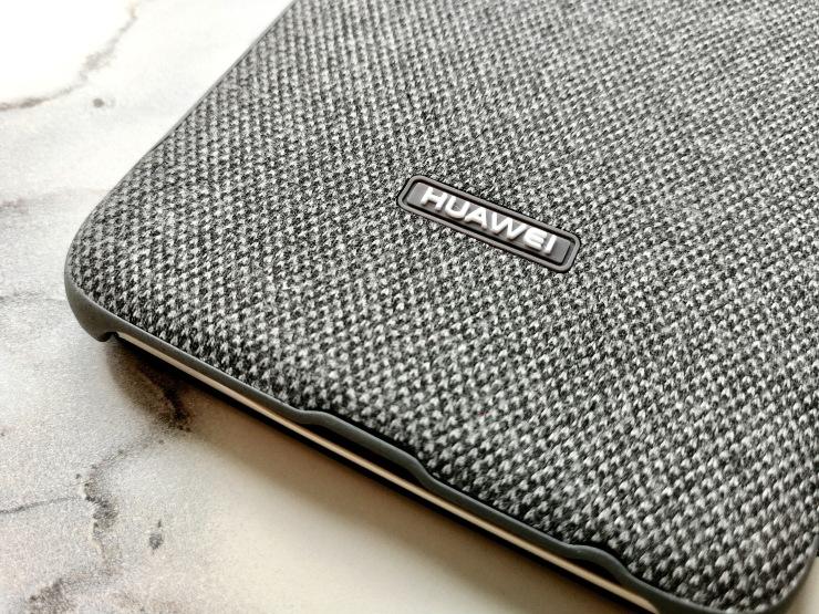 Funda Smart View Cover oficial para Huawei P10 03