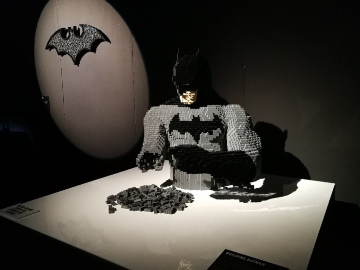 The Art of The Brick: DC Super Heroes 02