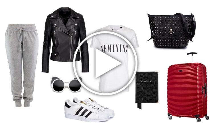 Ver en Cosmo ideas para combinar pantalones joggers