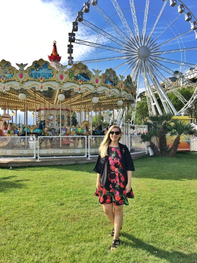 Verano 2017 en Torquay - English Riviera