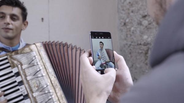 Trucos para hacer retratos con el móvil - Huawei P10