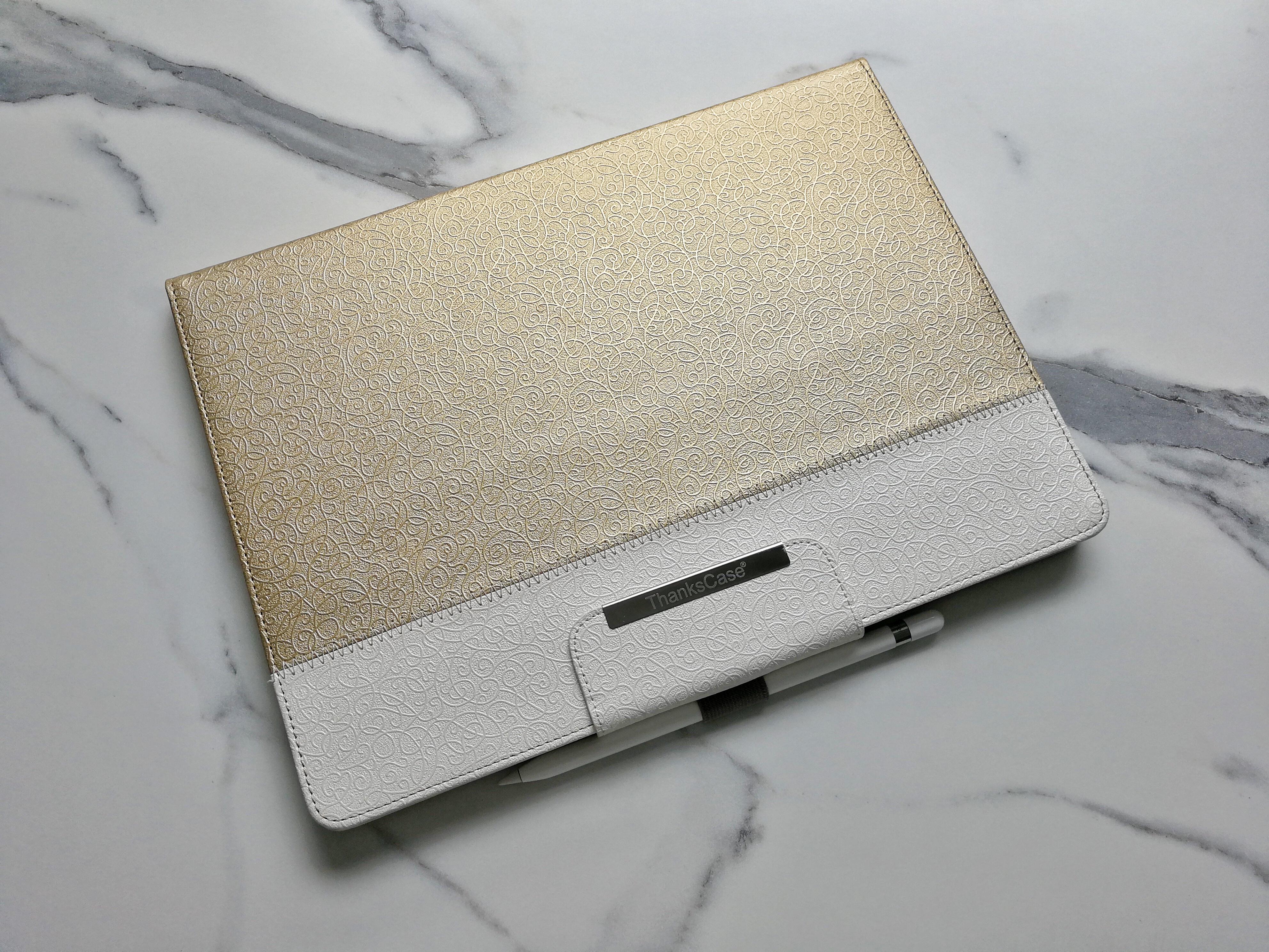 Funda thankscase para ipad pro 12 9 review la bruja con tac n de aguja - Ipad 1 funda ...
