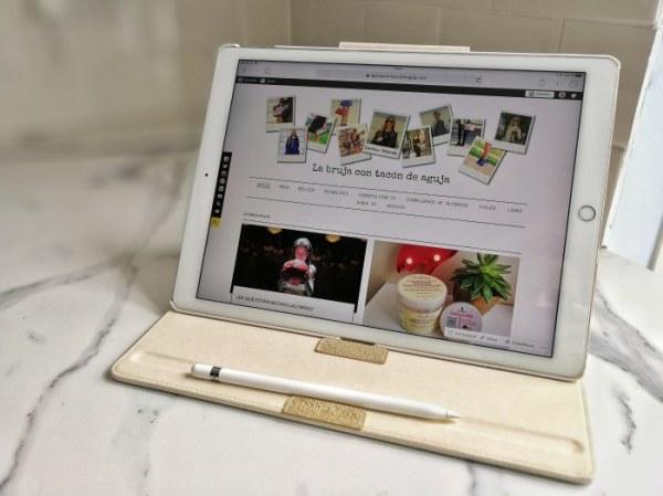 Funda ThanksCase para iPad Pro 12 6