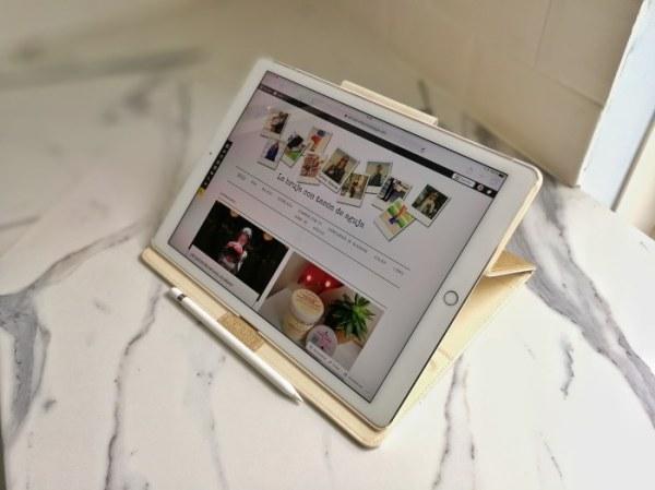 Funda ThanksCase para iPad Pro 12 7