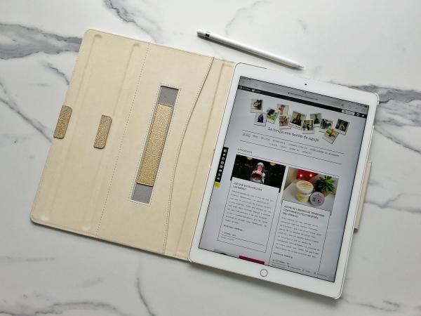 Funda ThanksCase para iPad Pro 12 9