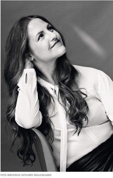 Laura Morillo-Velarde entrevista SModa