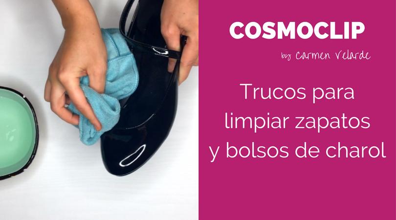 2 trucos para limpiar bolsos y zapatos de charol la - Trucos para limpiar el parquet ...