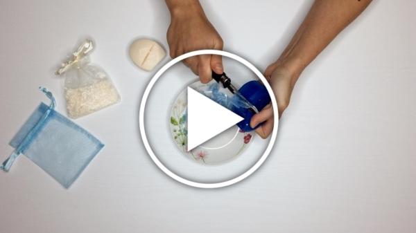 DIY ambientadores de jabón para armarios
