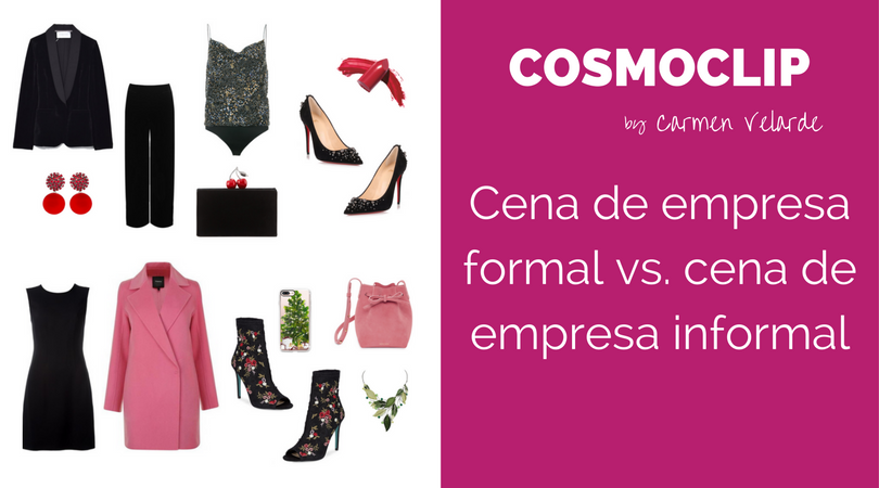 Looks cena de empresa formal e informal