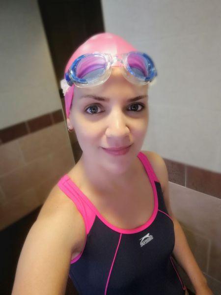 He vuelto a hacer natación