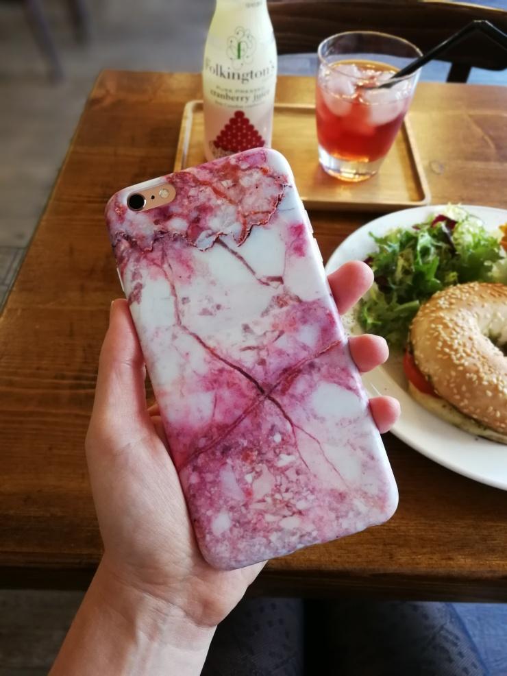 Funda Rosy Bliss para iPhone 6s Plus