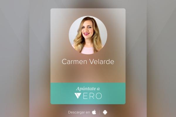 Vero True Social App Carmen Velarde