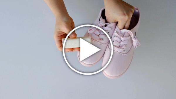 Ver en Cosmo truco para zapatillas de tela waterproof