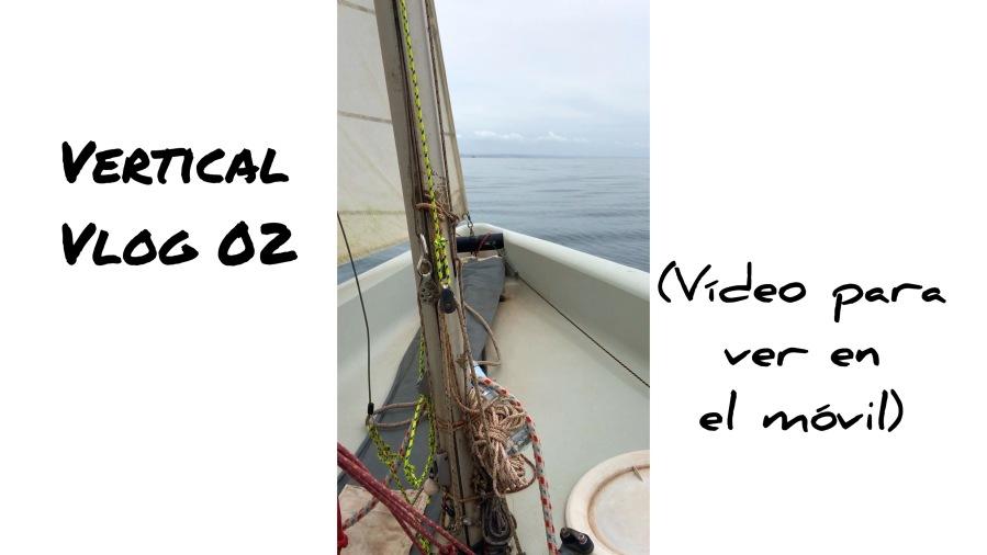 Vertical Vlog 02 - Becky Falls and sailing