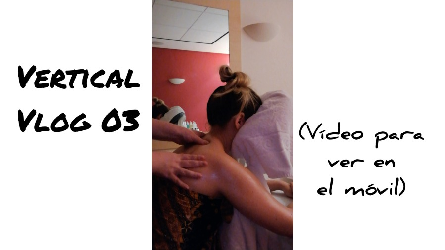 Vertical Vlog 03 - Indian Head Massage Aztec Spa Torquay