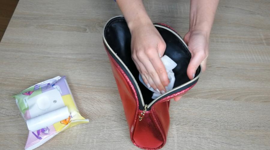 Trucos para limpiar neceser y herramientas de maquillaje