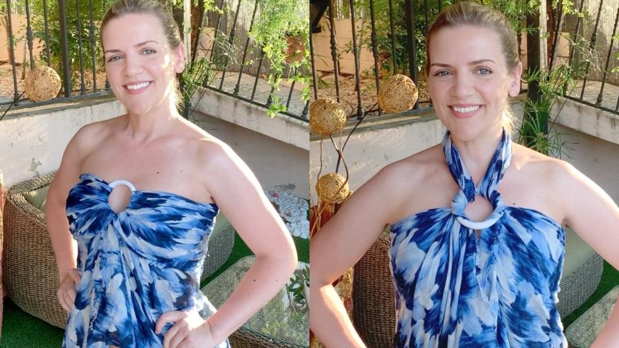 2 formas de llevar un pareo como un vestido
