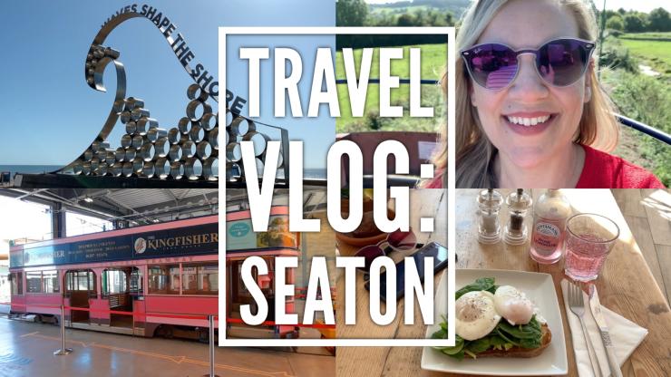 Travel Vlog - Descubriendo Devon - Seaton
