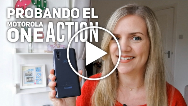 Ver vlog Motorola One Action en YouTube
