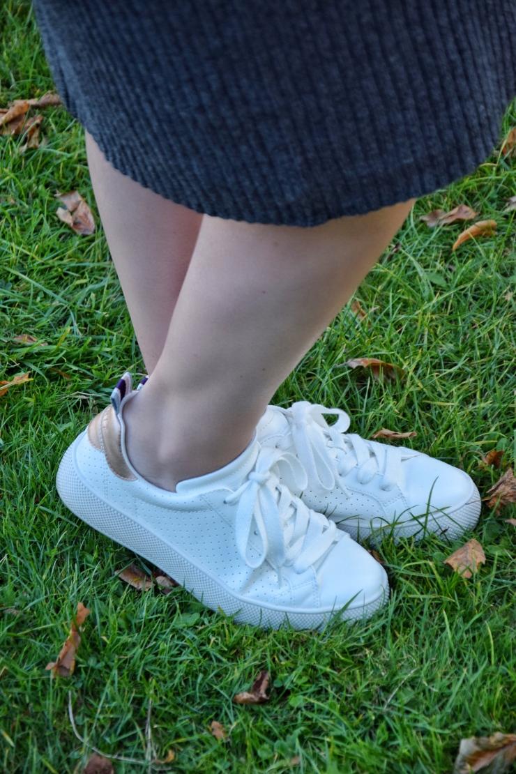 Zapatillas de cuero vegano de Esprit en Zalando Prive