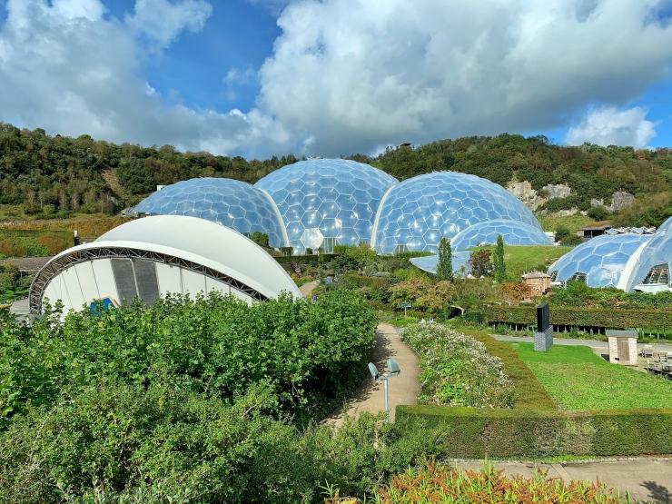 Bioma tropical en Proyecto Edén