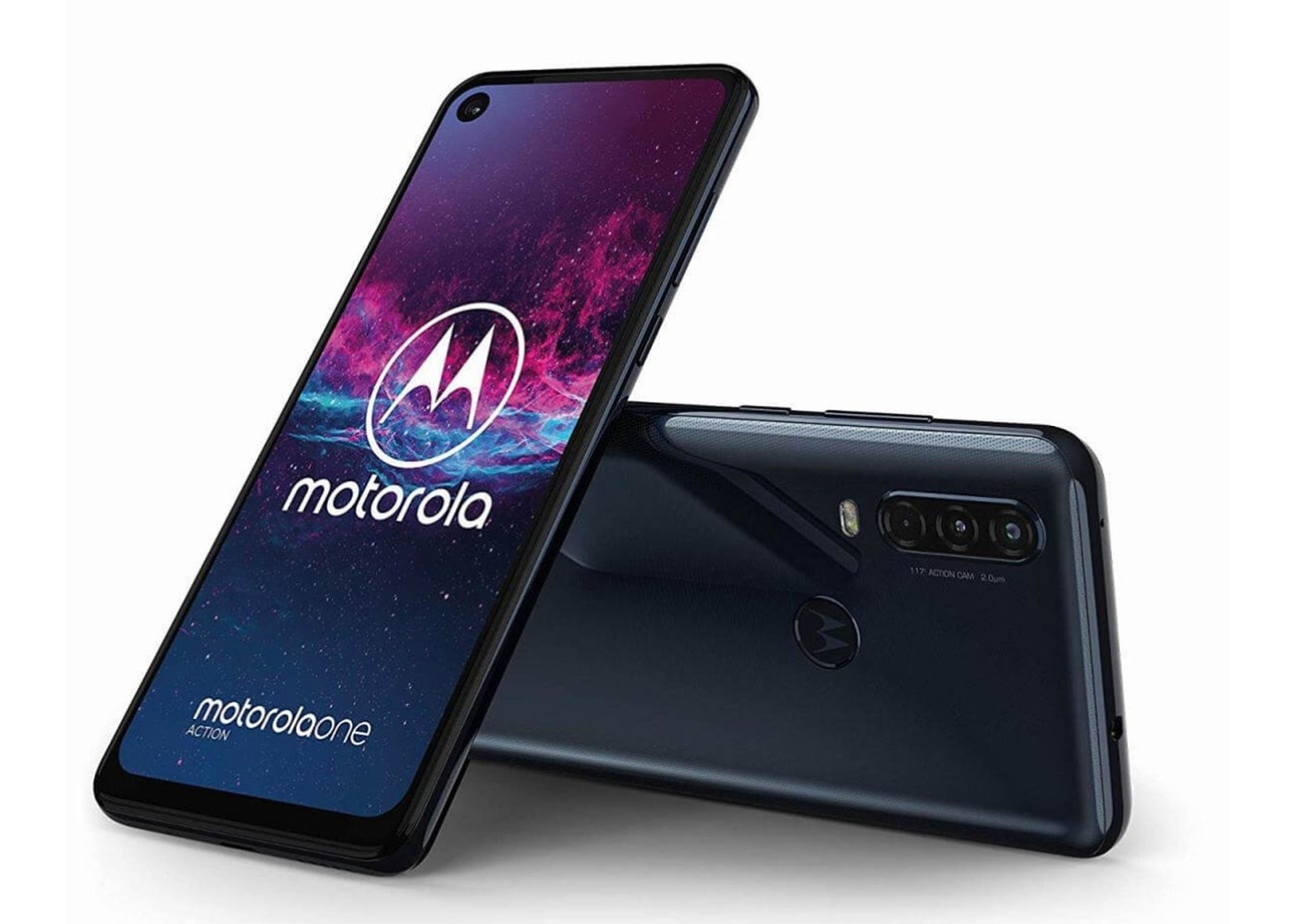 Motorola One Action - concurso