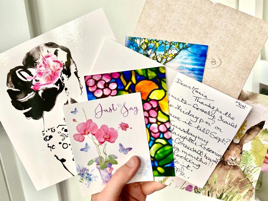 Cartas de mi vecina